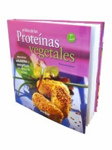 EL LIBRO DE LAS PROTEÍNAS VEGETALES - MONTSE BRADFORD - 9788475567488