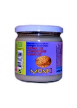 CREMA DE ALMENDRAS BLANCAS 330GR - MONKI - 8712439036209