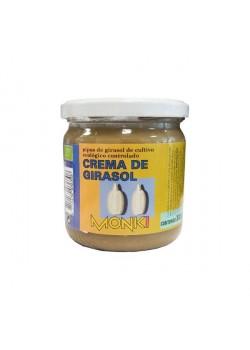CREMA PIPAS DE GIRASOL BIO 330GR - MONKI - 8712439036308