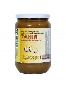 TAHINI 650GR BIO - MONKI - 8712439036100