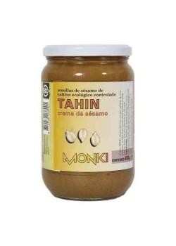 TAHIN SIN SAL 650GR BIO - MONKI - 8712439036001