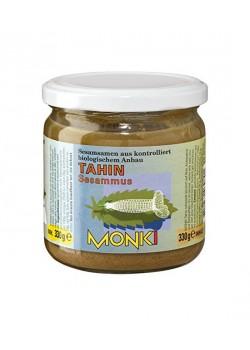 TAHINI SIN SAL 330GR BIO - MONKI - 8712439035806