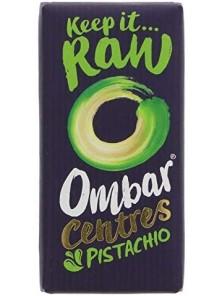 CENTRE CHOCOLATE RELLENO DE PISTACHO 35GR BIO - OMBAR - 5060102662150