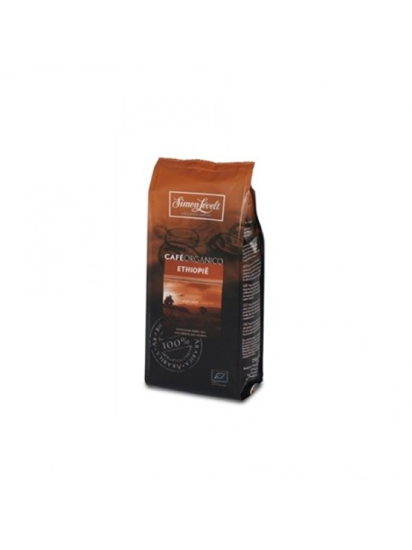 CAFE MOLIDO ETIOPIA 250GR BIO - SIMON LEVELT - 8711138336337