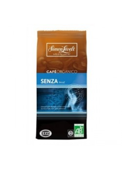 CAFÉ MOLIDO SENZA 250GR BIO - SIMON LEVELT - 8711138392708