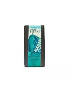 CHOCOLATE RELLENO DE MENTA 100GR BIO - VIVANI - 4044889001051