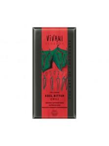 CHOCOLATE NEGRO CON CHILI 100GR BIO - VIVANI - 4044889000733