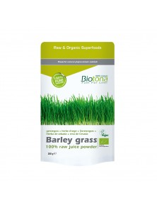 BARLEY GRASS (HIERBA DE CEBADA) 200GR BIO - BIOTONA - 5412360007424
