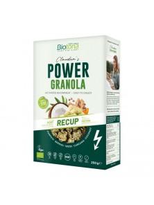 GRANOLA POWER RECUP 250GR - BIOTONA - 5412360017935