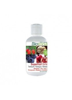 JUGO SUPERFRUIT 500ML BIO - BIOTONA - 5412360003426