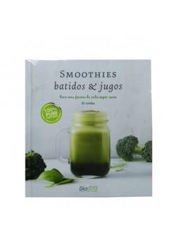 LIBRO SMOOTHIES BATIDOS Y JUGOS - BIOTONA - 9789082602043