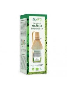MATCHA EXPERIENCE KIT GREEN - BIOTONA - 5412360019441