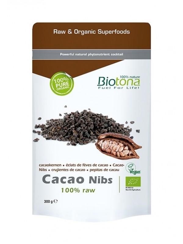 NIBS CACAO 300GR BIO - BIOTONA