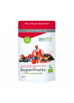 SUPERFRUITS RAW 200GR BIO - BIOTONA - 5412360007523