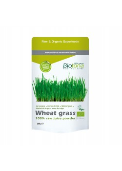 WHEAT GRASS ( HIERBA DE TRIGO) 200GR BIO - BIOTONA - 5412360007530