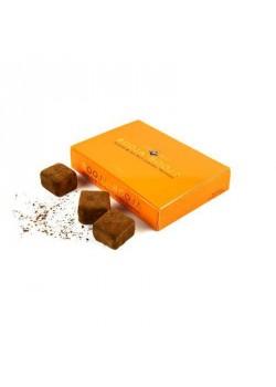 TRUFAS DE CHOCOLATE SALADO Y CARAMELO 69GR BIO - BOOJA BOOJA - 5060002041826