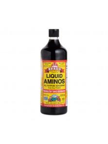 AMINOS LIQUIDOS DE SOJA 946ML - BRAGG - 074305700323