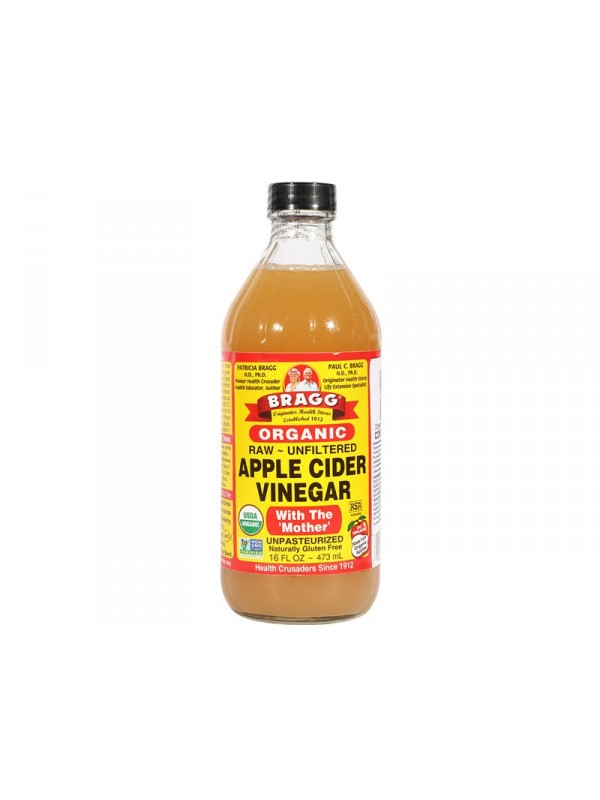 APPLE CIDER VINEGAR 473ML BIO - BRAGG