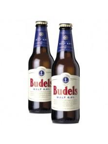 **CERVEZA MALT 0% ALCOHOL BIO 30CL - BUDELS - 8712003000148