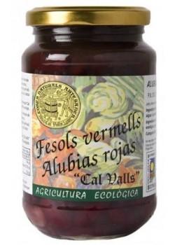 ALUBIAS ROJAS COCIDAS 220GR BIO - CAL VALLS - 8427406066201