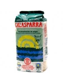ARROZ SEMI INTEGRAL 1KG BIO - DENOMINACION DE ORIGEN CALASPARRA - 8410983115103