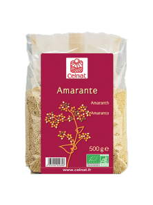 AMARANTO 500GR BIO - CELNAT - 3273120020358