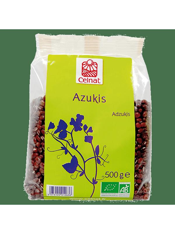 AZUKIS 500GR BIO
