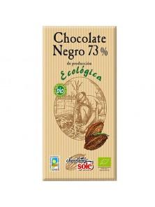 CHOCOLATE NEGRO 73% BIO - CHOCOLATES  SOLE - 8411066002990