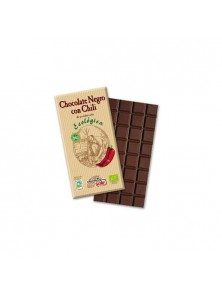 CHOCOLATE NEGRO 73% CHILI BIO 100GR - CHOCOLATE SOLE - 8411066003072