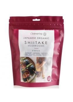 SHIITAKE DESHIDRATADO 40GR BIO - CLEARSPRING - 5021554987918