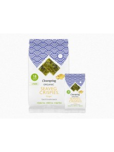 SNACK NORI JENGIBRE MULTIPACK 3X4GR BIO - CLEARSPRING - 5021554002482