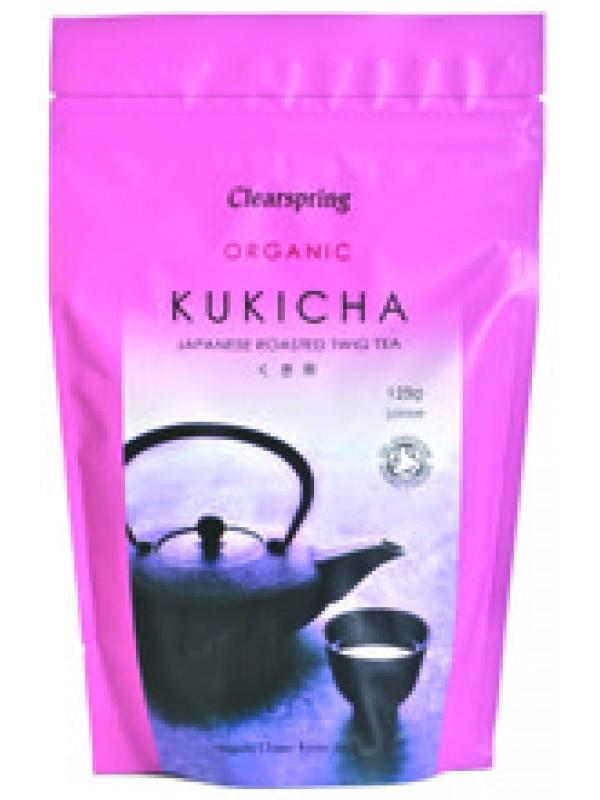 TE KUKICHA 125GR BIO - CLEARSPRING - 5021554000433