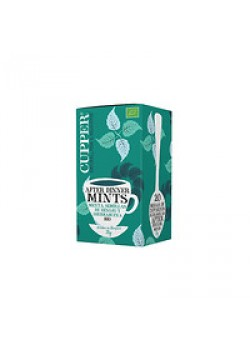 INFUSION AFTER DINNER MINT 20 BOLSITAS BIO - CUPPER - 5021991942457