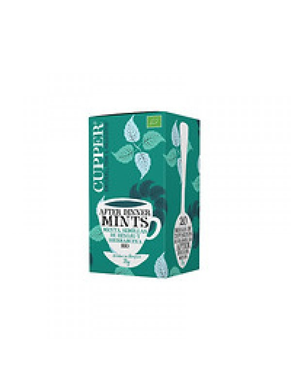 INFUSION AFTER DINNER MINT 20 BOLSITAS BIO