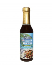 **AMINOS DE COCO CRUDO 'SIN SOJA' 237 ML - COCONUT SECRET - 851492002047