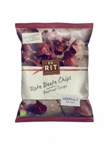 CHIPS DE REMOLACHA CON SAL 75GR BIO - DE RIT - 8711823108034
