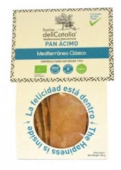 PAN ACIMO MEDITERRANEO CLASICO SIN GLUTEN - DELICATALIA - 8410575600659