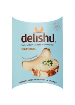 DELISHU NATURAL 100GR BIO - DELISHU - 3800233680966