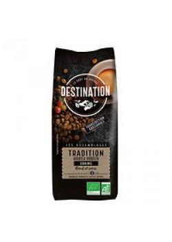 CAFE EN GRANO TRADICIONAL  BIO 1KG - DESTINATION - 3700110003980