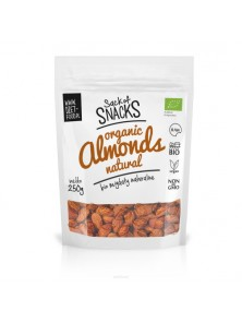 ALMENDRAS ITALIANAS 250GR - DIET FOOD - 5906660508267