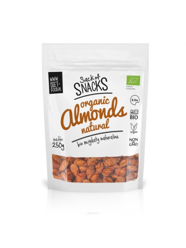 ALMENDRAS ITALIANAS 250GR - DIET FOOD