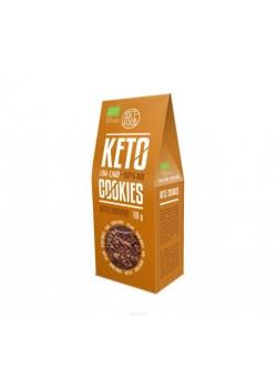 BIO KETO COOKIES CON CANELA 80G - DIET FOOD - 5906660508540
