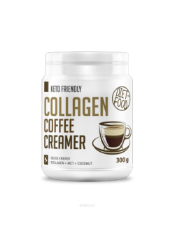 CREMA DE CAFE CON COLAGENO 300GR - DIET FOOD - 5901549275919