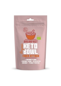 KETO BOWL TIGER ATTACK 200GR BIO - DIET FOOD - 5901549275070