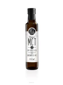 MCT OIL C8 'ÁCIDO CAPRÍLICO' 250ML - DIET FOOD - 5901549275865