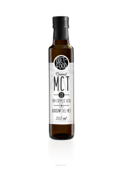 MCT OIL C8 'ÁCIDO CAPRÍLICO' 250ML - DIET FOOD - 5
