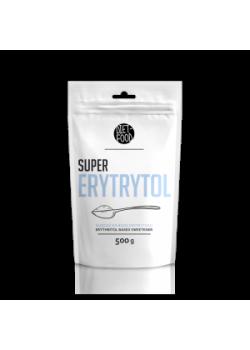 SUPER ERITRITOL 500GR - DIET FOOD - 5906395147076