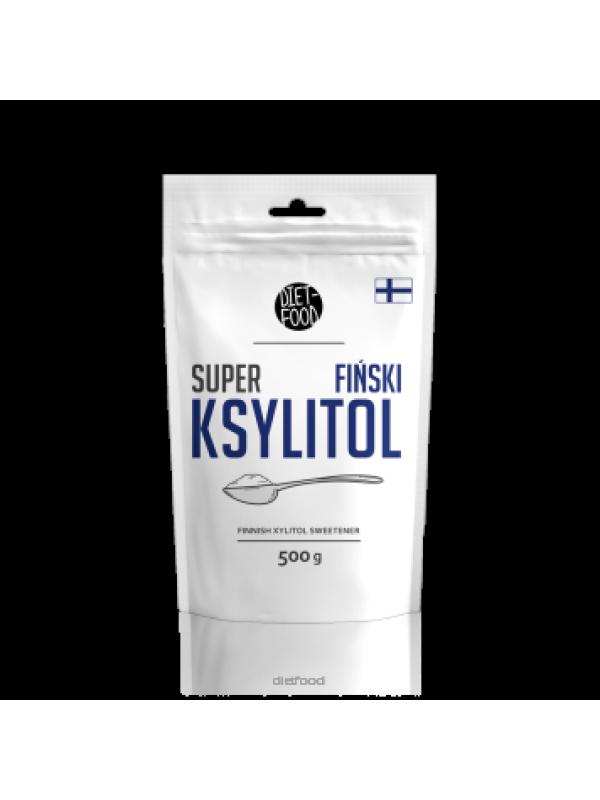 XYLITOL 500GR - DIET FOOD - 5906395147120