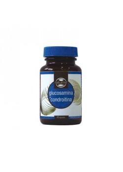 GLUCOSAMINA + CONDROITINA 45 CAPSULAS - DIETMED - 5605481507335