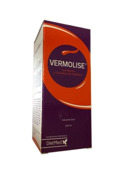 VERMOLISE 250ML - DIETMED - 5605481102110